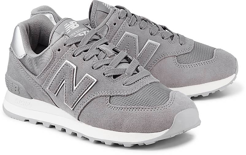 new balance grau damen